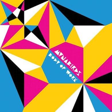 The Mynabirds BODY OF WORK Vinyl Record