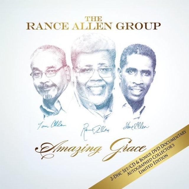Rance Allen AMAZING GRACE CD