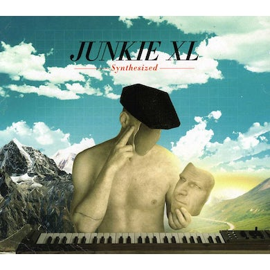 Junkie XL SYNTHESIZED CD