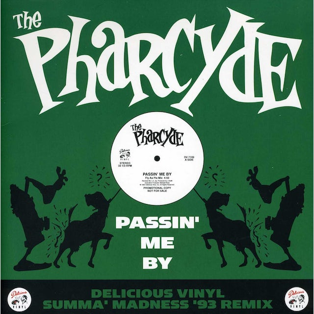 The Pharcyde PASSIN ME BY: SUMMA MADNESS EDITION Vinyl Record