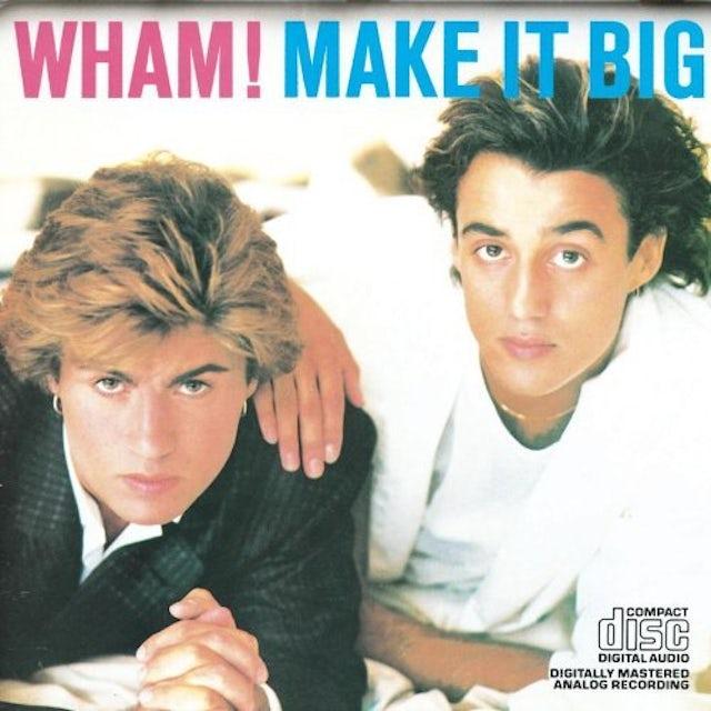 Wham! MAKE IT BIG CD