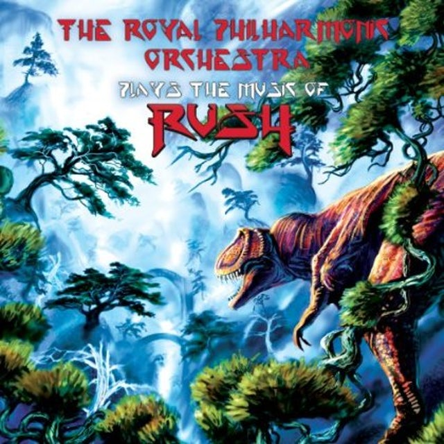 Royal Philharmonic Orchestra PLAYS THE MUSIC OF RUSH CD