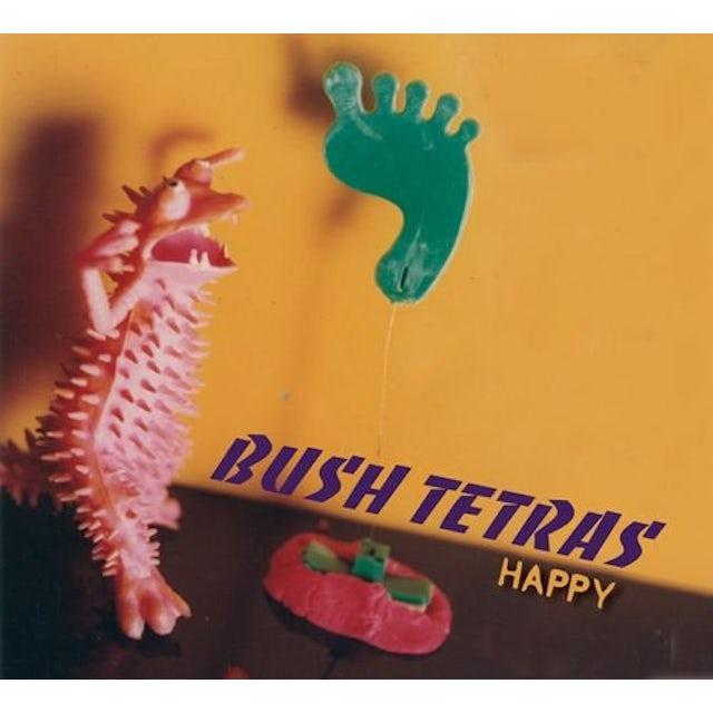 Bush Tetras HAPPY Vinyl Record