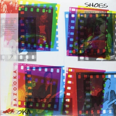 Shoes BAZOOKA Vinyl Record