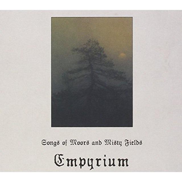 Empyrium SONGS OF MOORS & MISTY FIELDS CD