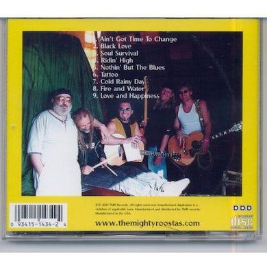 Corey Stevens ROAD TO ZEN CD