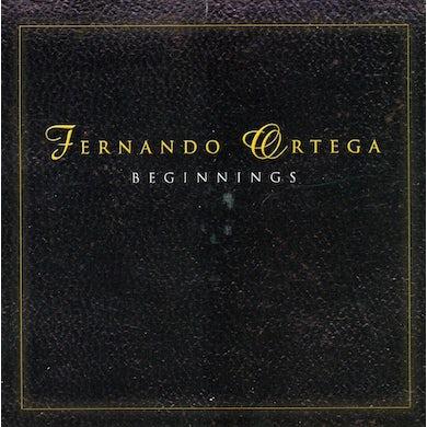 Fernando Ortega BEGINNINGS CD