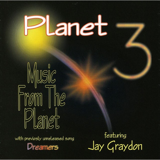 Planet 3 MUSIC FROM THE PLANET CD