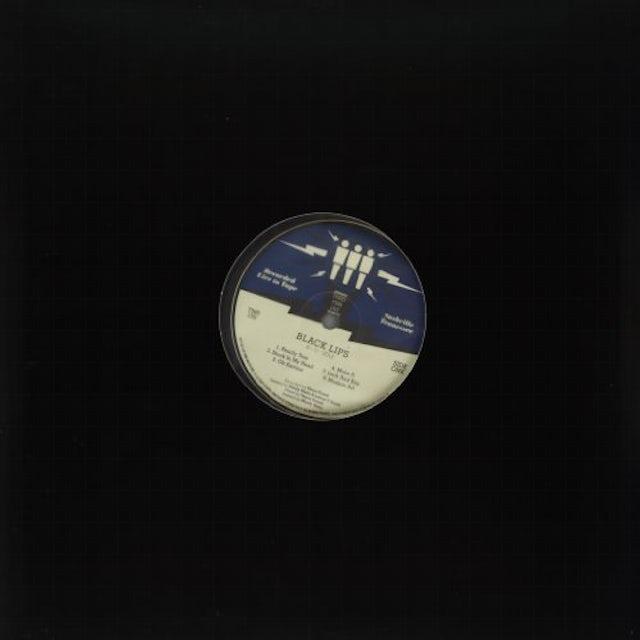 Black Lips THIRD MAN LIVE 06-11-2012 Vinyl Record