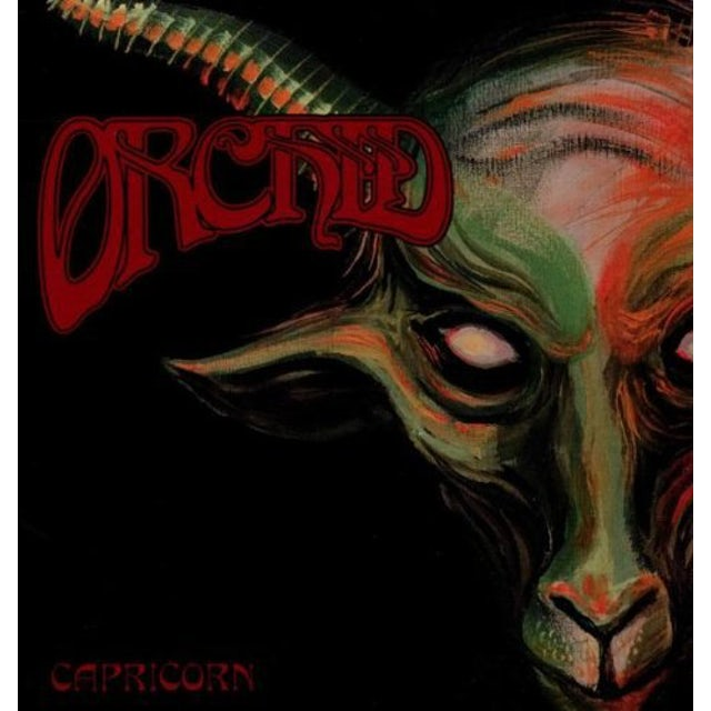 Orchid CAPRICORN Vinyl Record - Limited Edition