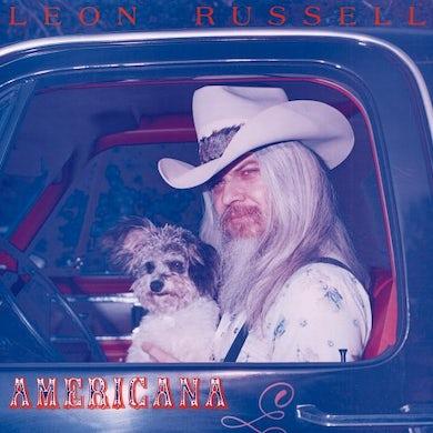 Leon Russell AMERICANA CD