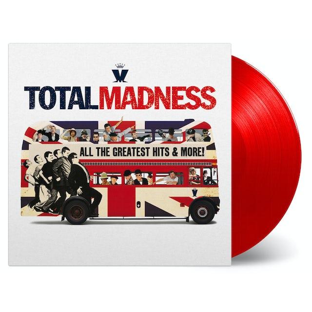 TOTAL MADNESS Vinyl Record