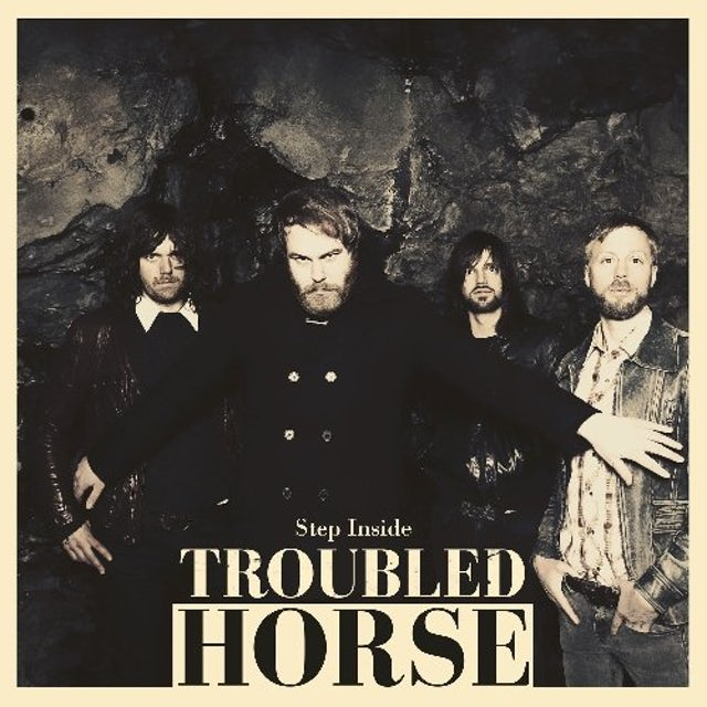 Troubled Horse STEP INSIDE Vinyl Record