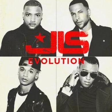 JLS EVOLUTION CD