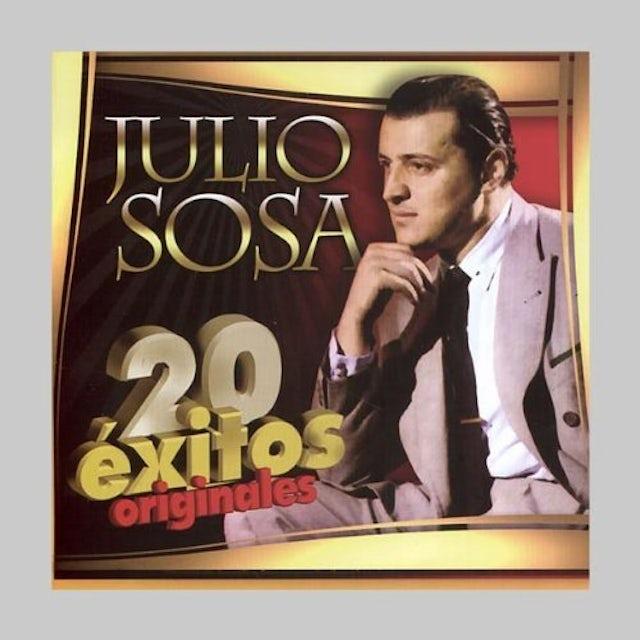 Julio Sosa 20 EXITOS ORIGINALES CD