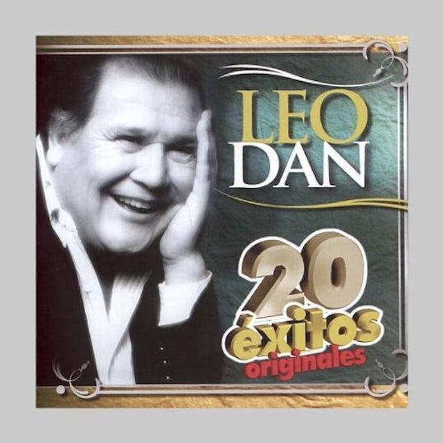 Leo Dan 20 EXITOS ORIGINALES CD