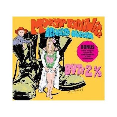 Maryla Rodowicz BUTY 2 & 1/2 CD