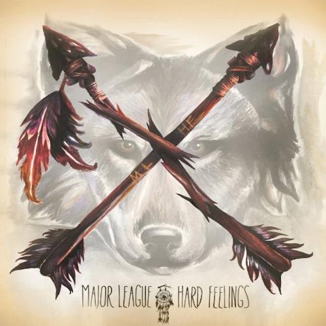 Major League HARD FEELINGS Vinyl Record
