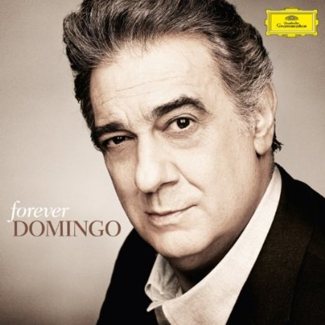 Placido Domingo FOREVER DOMINGO CD