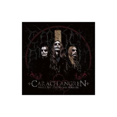 Carach Angren WHERE THE CORPSES SINK FOREVER (Vinyl)