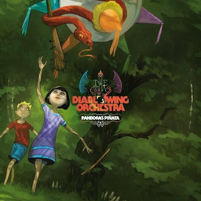 Diablo Swing Orchestra PANDORAS PINATA Vinyl Record