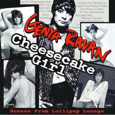 CHEESECAKE GIRL CD