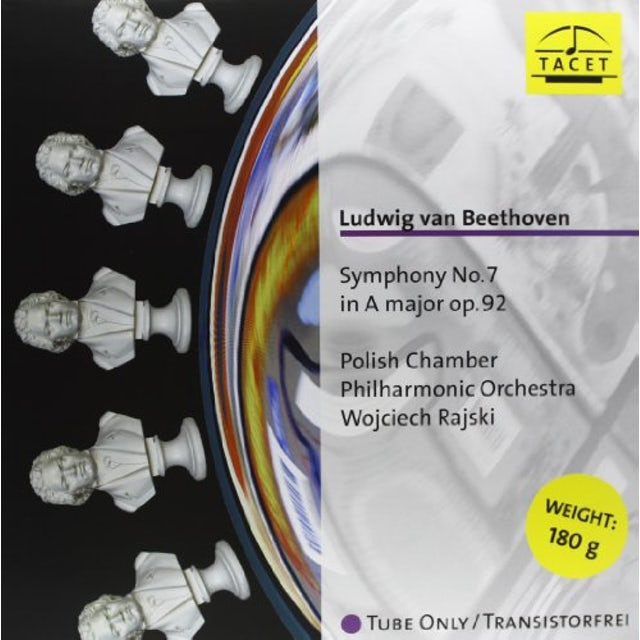 Beethoven / Polnische Kammerphilharmonie SYMPHONIES 7 & 8 Vinyl Record