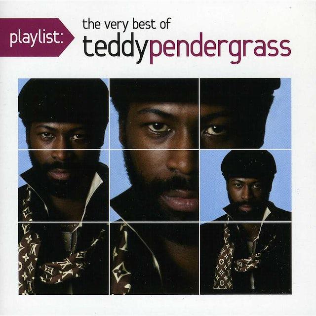 PLAYLIST: THE VERY BEST OF TEDDY PENDERGRASS CD