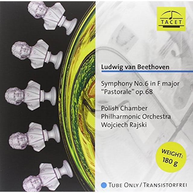Beethoven / Polnische Kammerphilharmonie / Rajski SYMPHONY NO 6 IN F MAJOR OP 68: PASTORALE (Vinyl)