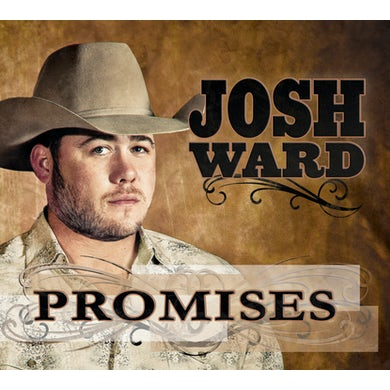 Josh Ward PROMISES CD