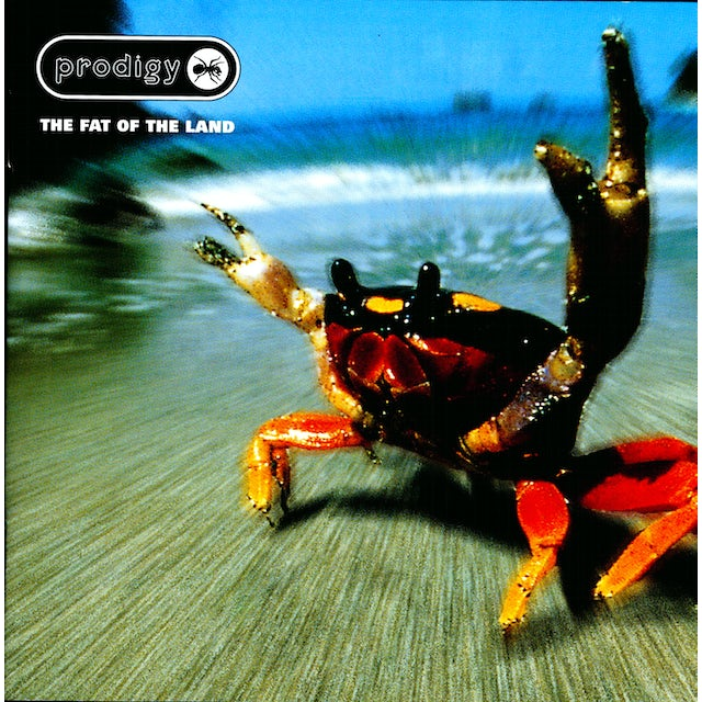 The Prodigy FAT OF THE LAND Vinyl Record