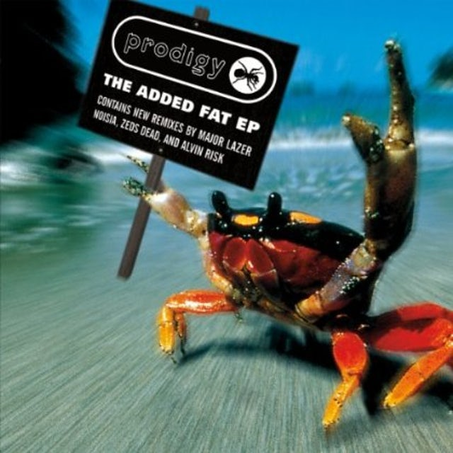 The Prodigy ADDED FAT EP (EP) Vinyl Record