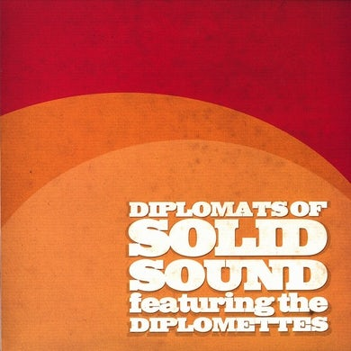 Diplomats Of Solid Sound Vinyl Record