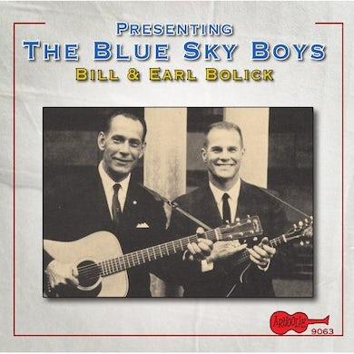 PRESENTING THE BLUE SKY BOYS CD