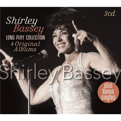 Shirley Bassey LONG PLAY COLLECTION CD