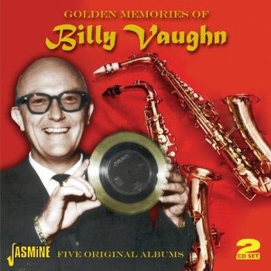 Billy Vaughn GOLDEN MEMORIES CD