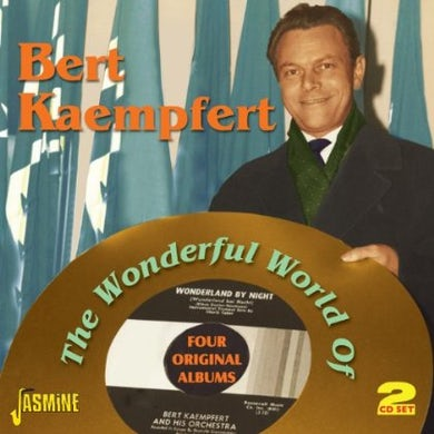 Bert Kaempfert WONDERFUL WORLD OF CD