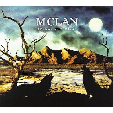 M Clan ARENAS MOVEDIZAS CD