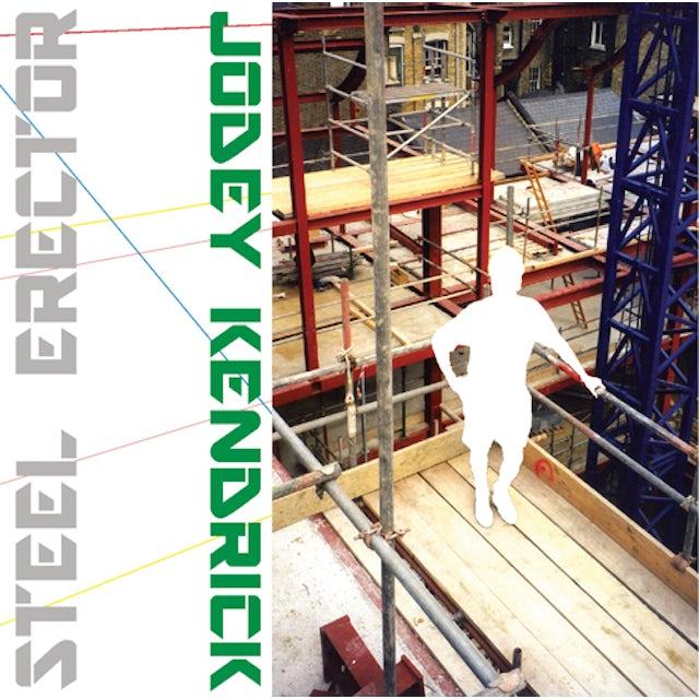 Jodey Kendrick STEEL ERECTOR CD