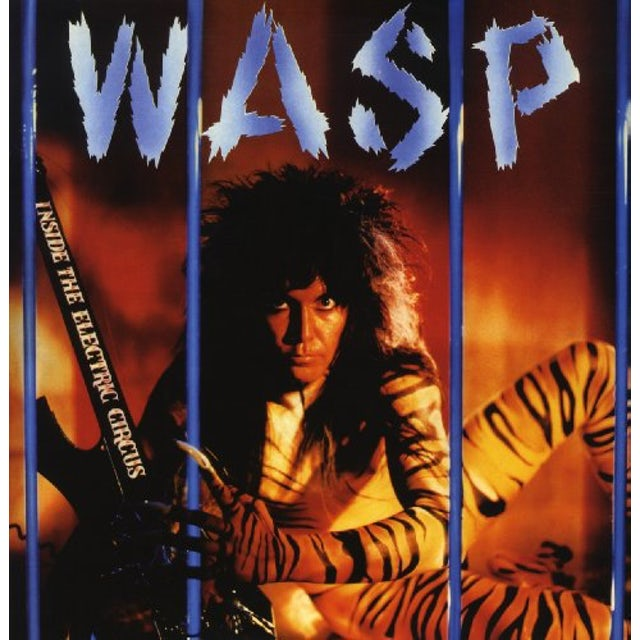 W.A.S.P ELECTRIC CIRCUS Vinyl Record