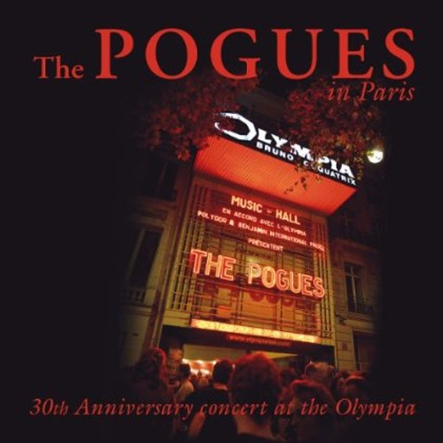 POGUES: IN PARIS CD