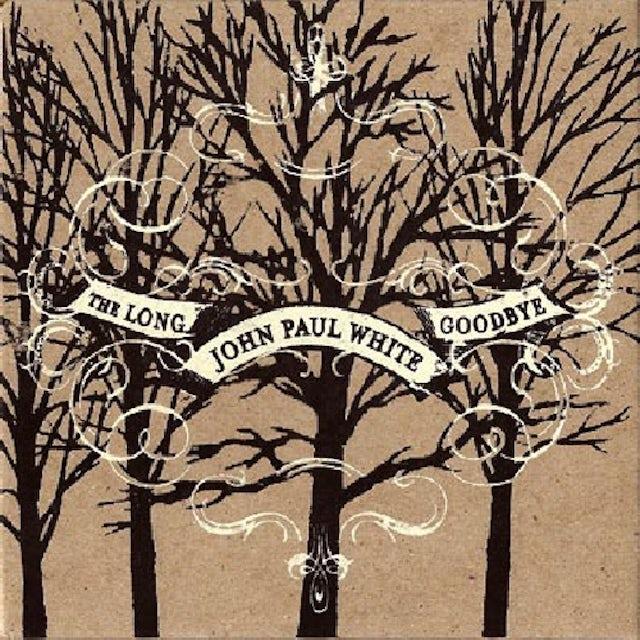 John Paul White LONG GOODBYE Vinyl Record