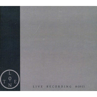 Lento LIVE RECORDING 8102011 CD