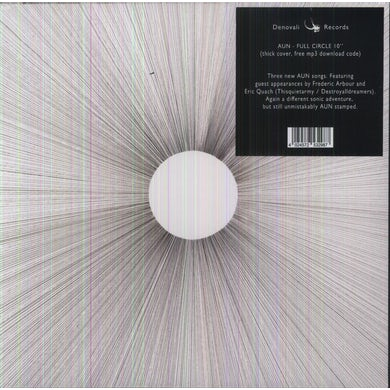Aun FULL CIRCLE Vinyl Record