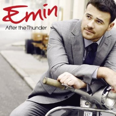 Emin AFTER THE THUNDER Blu-ray Audio