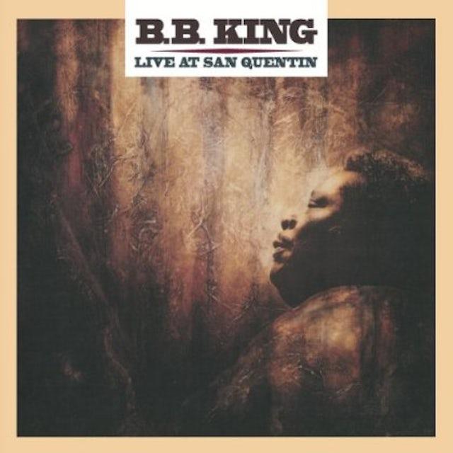 B.B. King LIVE AT SAN QUENTIN Vinyl Record