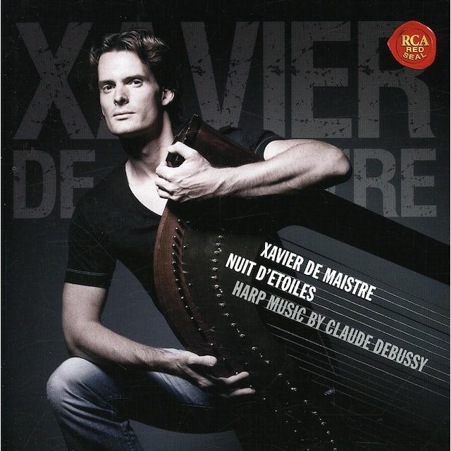 Xavier De Maistre NUIT D'ETOILES: HARP MUSIC BY CLAUDE DEBUSSY CD