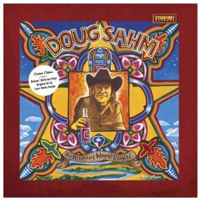 Doug Sahm RETURN OF WAYNE DOUGLAS Vinyl Record