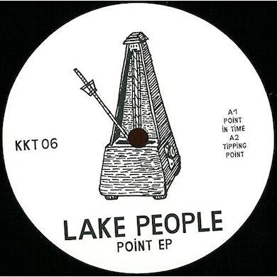 Lake People POINT Vinyl Record