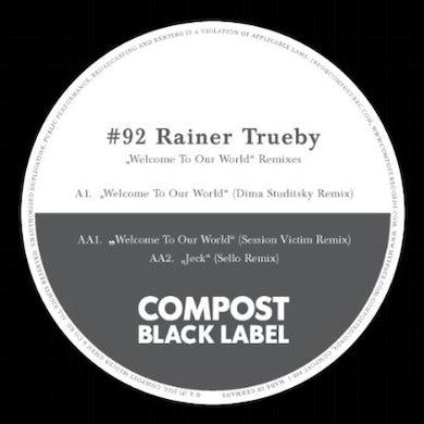 Rainer Trueby COMPOST BLACK LABEL 92 Vinyl Record